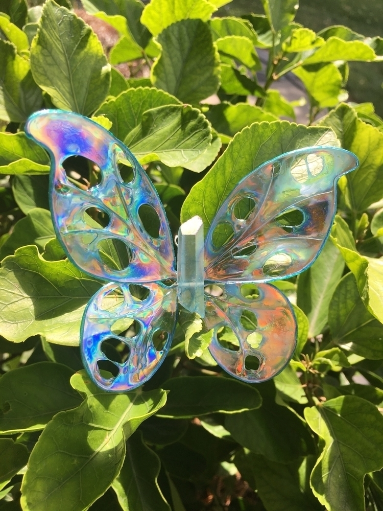 Butterfly power! 🦋 filter! Cool - faerieblessings | ello