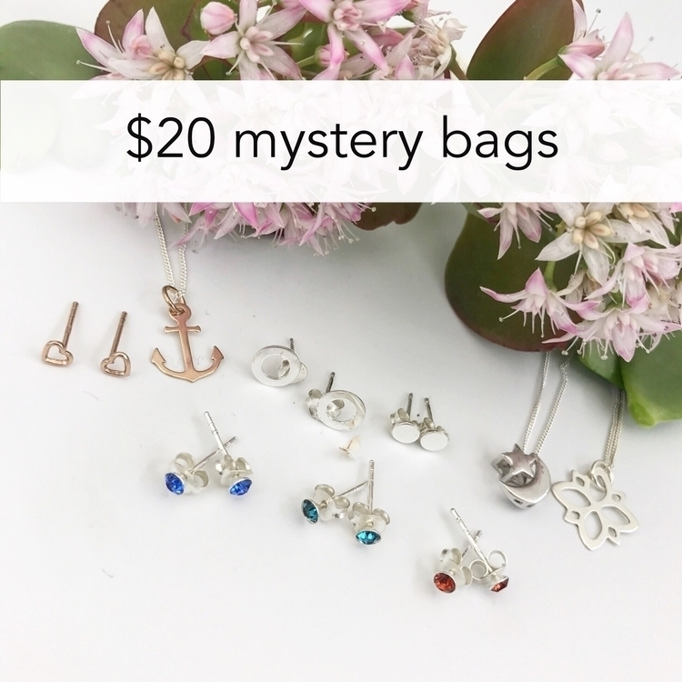 • pieces find $20 mystery bag.  - kindred_pieces   ello