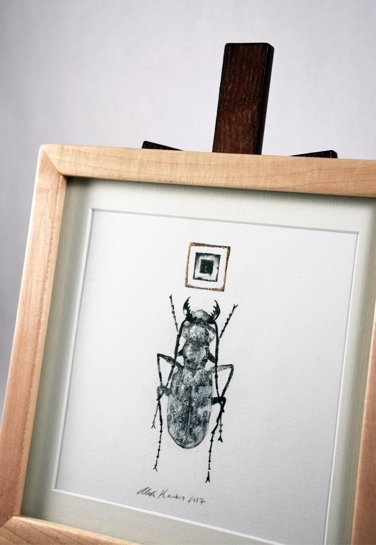 listing, check - beetle, nature - alexakarabin | ello