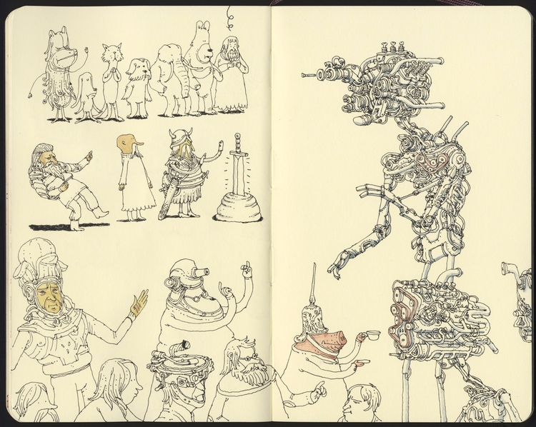 Ink splash - mattiasadolfsson | ello