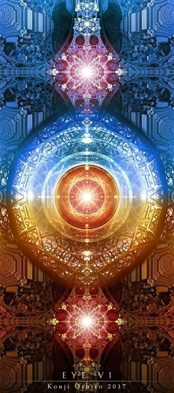 Eye VI - eye, conscience, spiritual - koujioshiro | ello