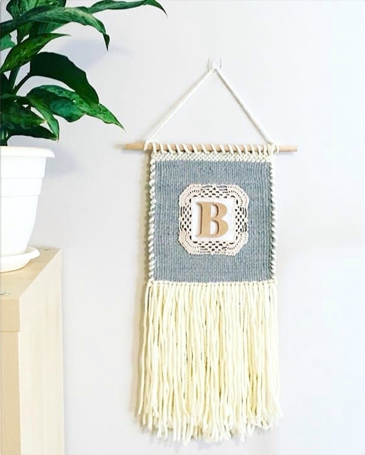 Bella....custom order wall hang - sashcreativedesigns | ello