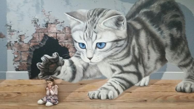 scary pussycat - actor - misseuphemia | ello