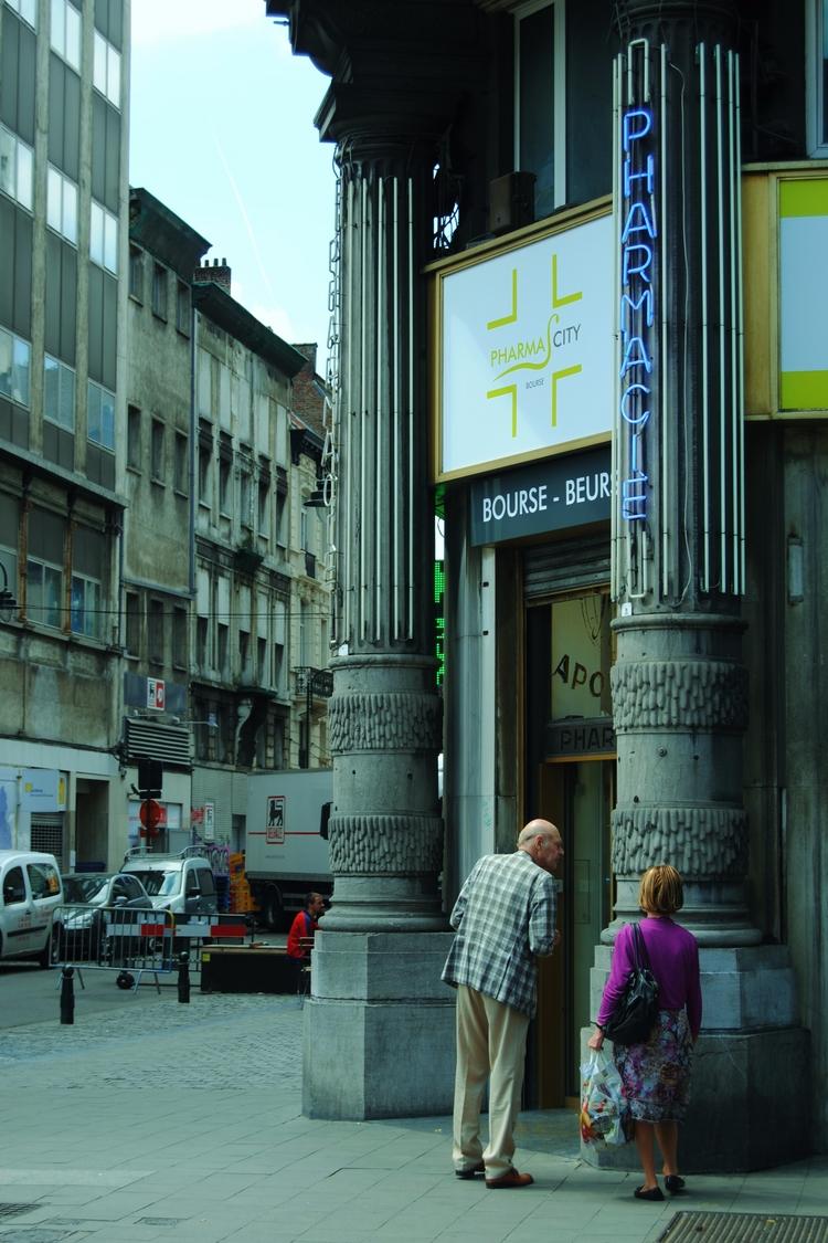 Brussel-Bruxelles - jensp-ters | ello