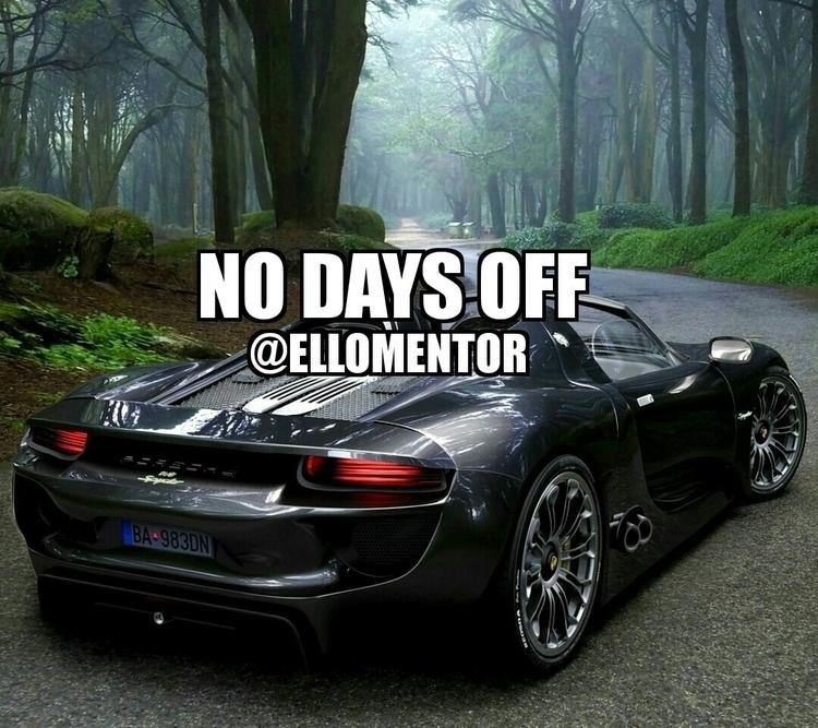 Determination key - motivation, porsche - ellomentor | ello