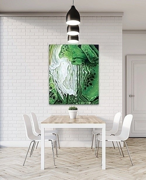 Dream kitchen :heart_eyes:🥝 fea - angelafaustina | ello