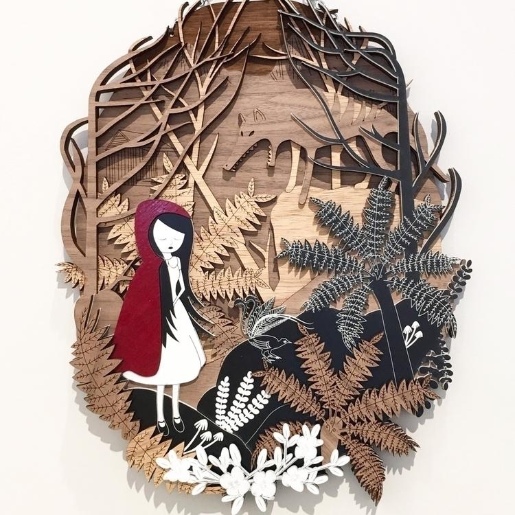 Red Ridinghood { Thylacine} 201 - becski | ello