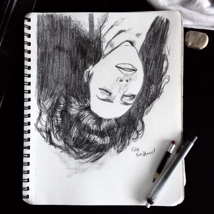 elloillustration, pencil, sketchbook - emiledidit   ello