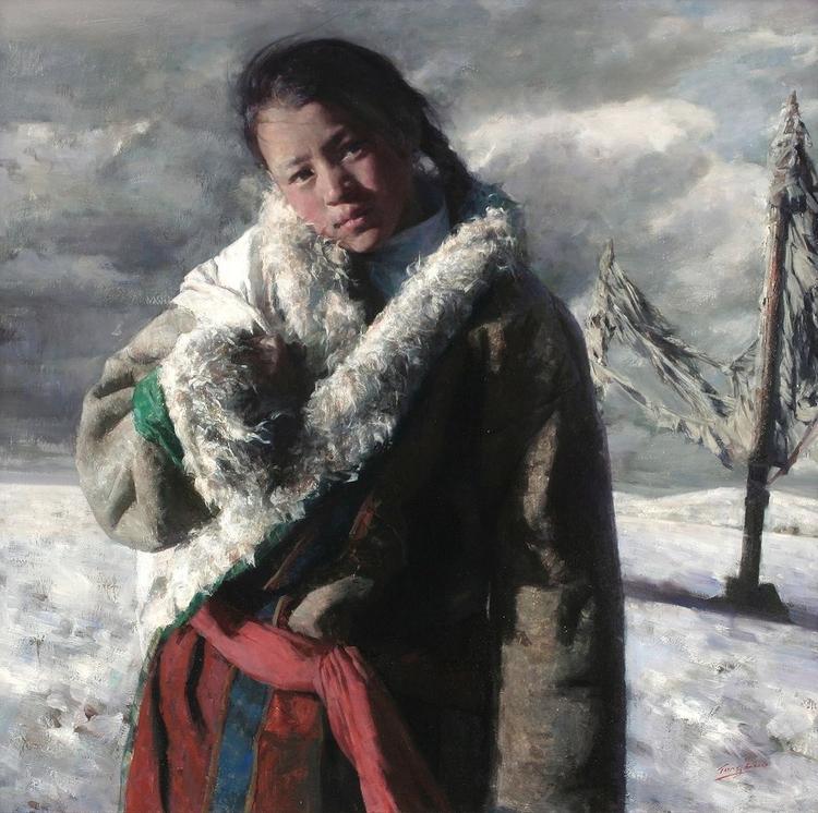 paintings story experience. dee - theautumnsalon | ello