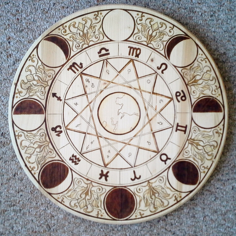 handmade astrology inspired cry - hyrulian_creations | ello
