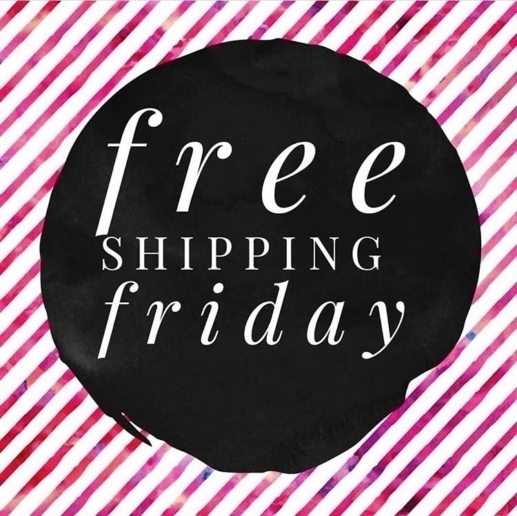 Happy Fri-yay! Enjoy free shipp - littleposhbabes | ello