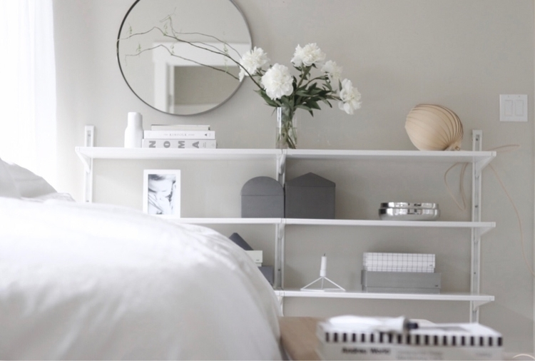 bedroom - shelfie, shelfdetails - willowstyleco | ello
