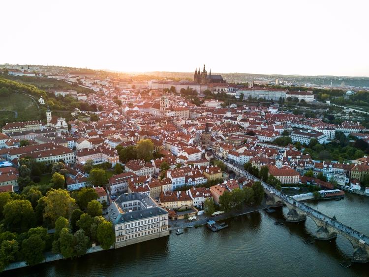 Prague 2017  - drone, adventure - jhollaholla   ello