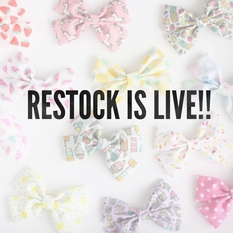 restock LIVE!!! forget code ELL - jojoandlulu | ello