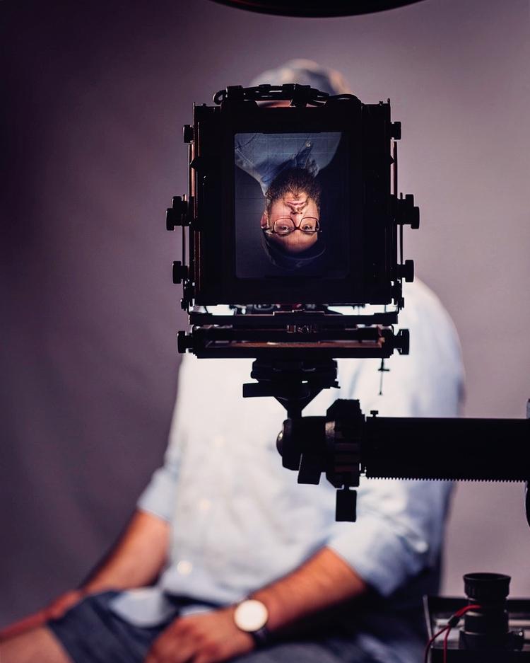 Upside - photography, 4x5, film - danbassini   ello