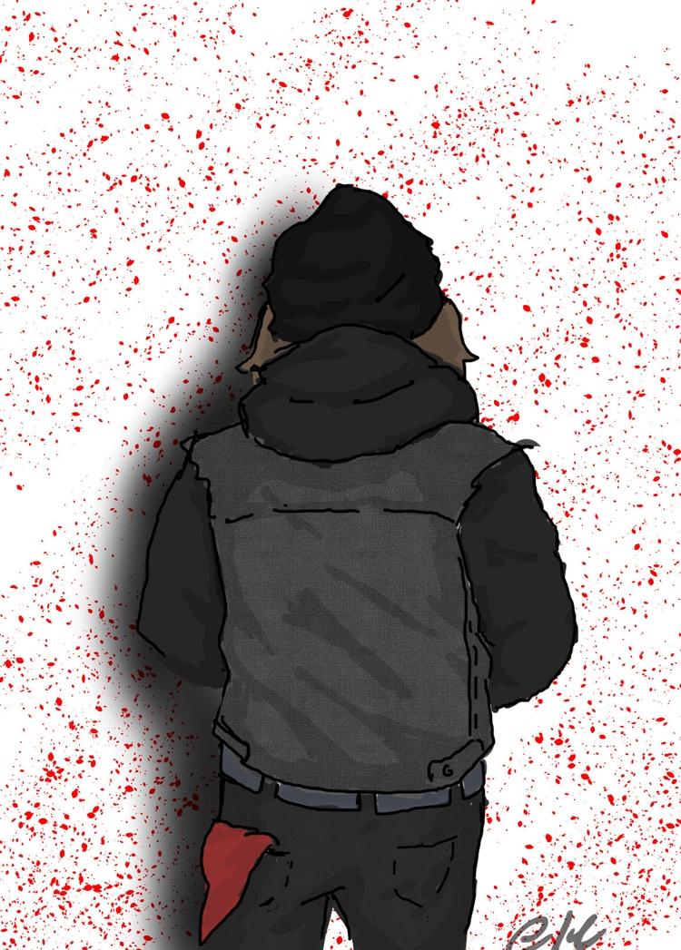 Octo: Misadventures Tyler stran - spookyele | ello