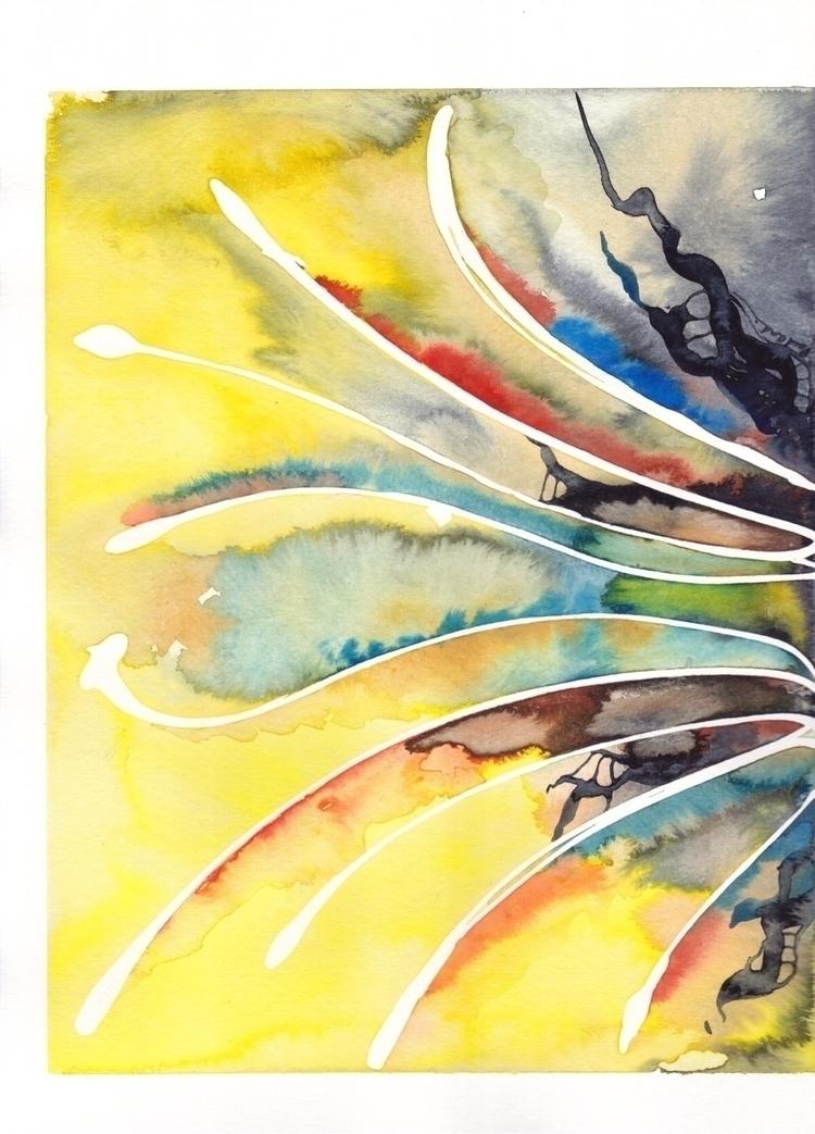 Intellect | 8x10 original abstr - pla-art-design | ello