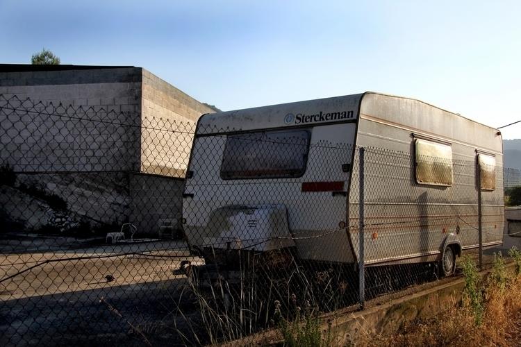Besalu, Garrotxa, July 2010 - caravan, - carolinegreg | ello