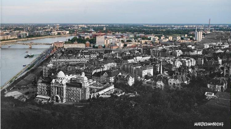 Budapest 1926 - 2017 - marcredmond | ello