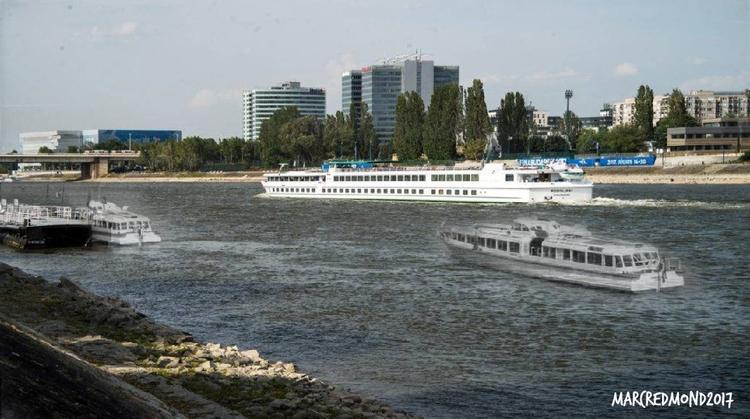 Boats Danube Budapest 1960 - 20 - marcredmond | ello