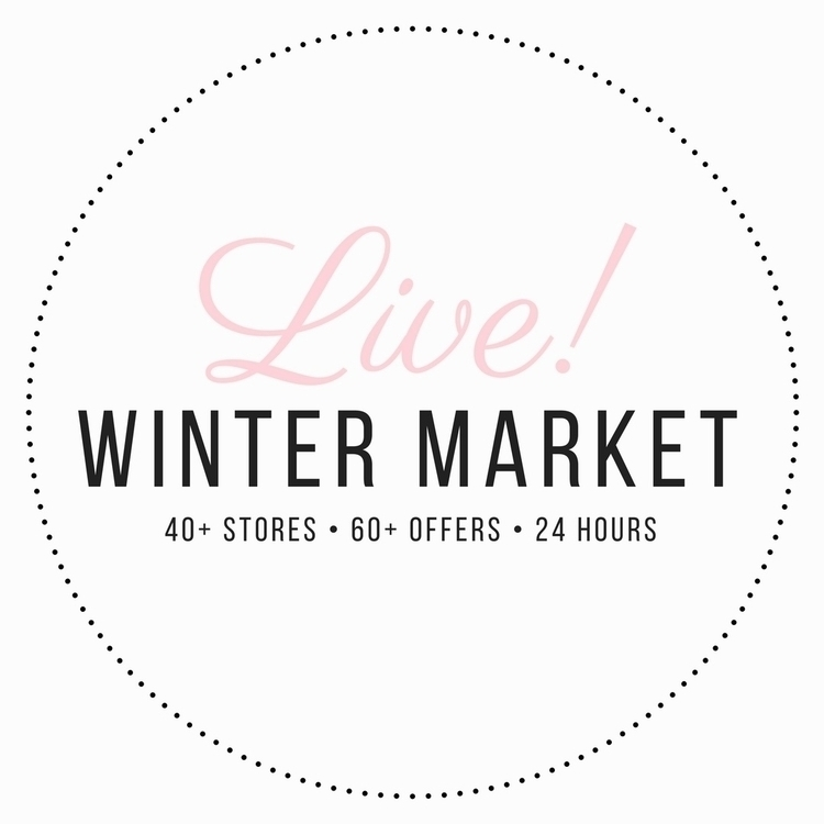 12 HOURS LEFT! 40 stores 60 dis - almacustomdesigns | ello