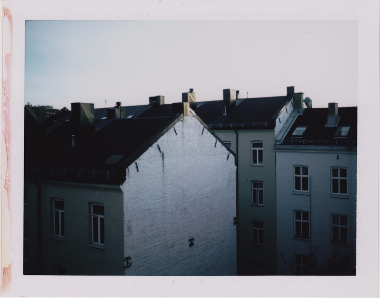 Evening Oslo - polaroid, photography - peterjschweitzer | ello