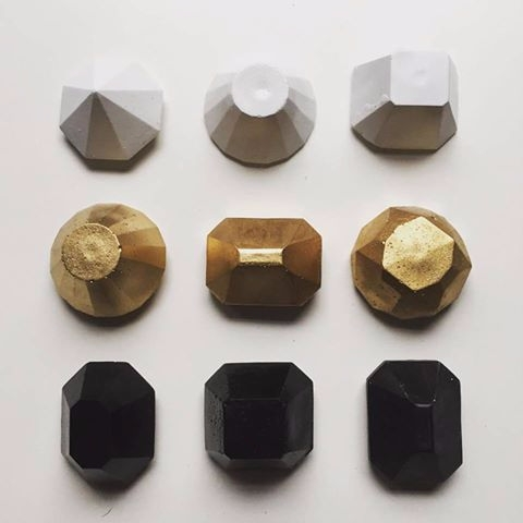 Concrete diamonds online - concretediamonds - sweetyellowdecor | ello