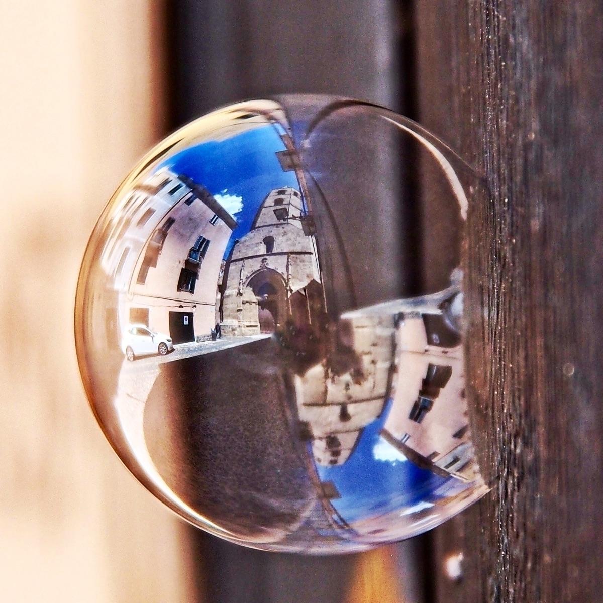 Iridescent bubbles, transparent - kyphotos   ello
