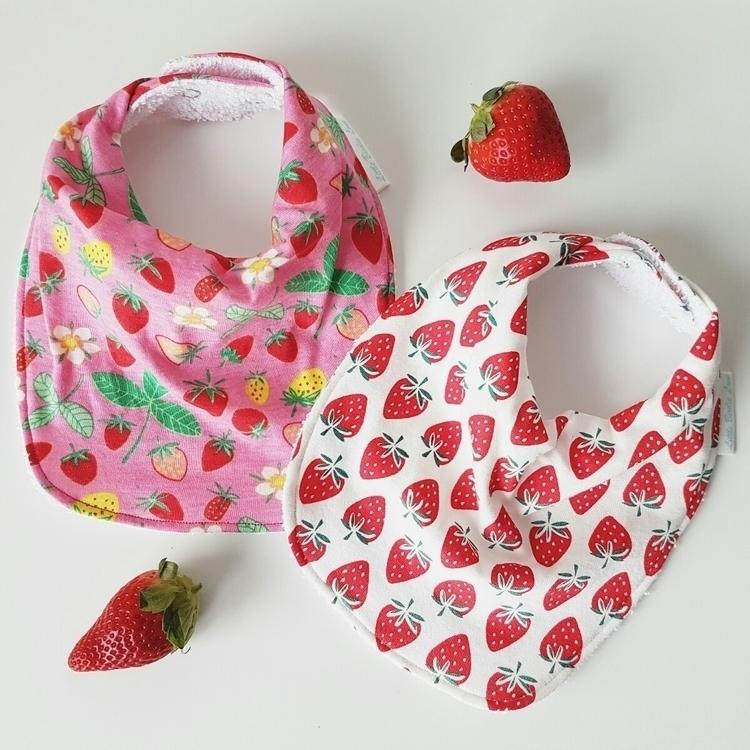 Strawberry Sunday :heart_eyes - handmade - littlebirdielove   ello