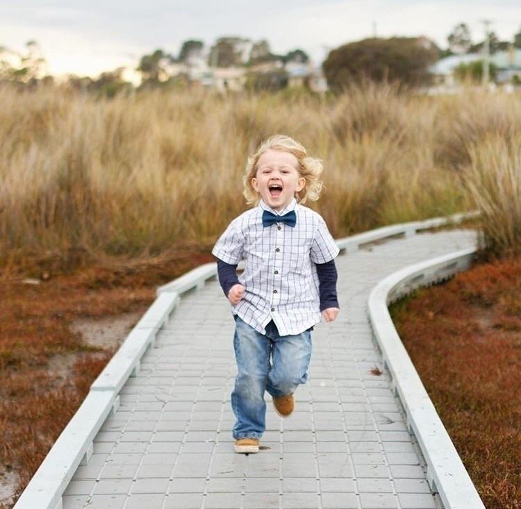 Gorgeous Miles running full spe - embellishd | ello