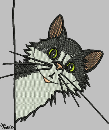 style cat awesome - deanambro101 | ello