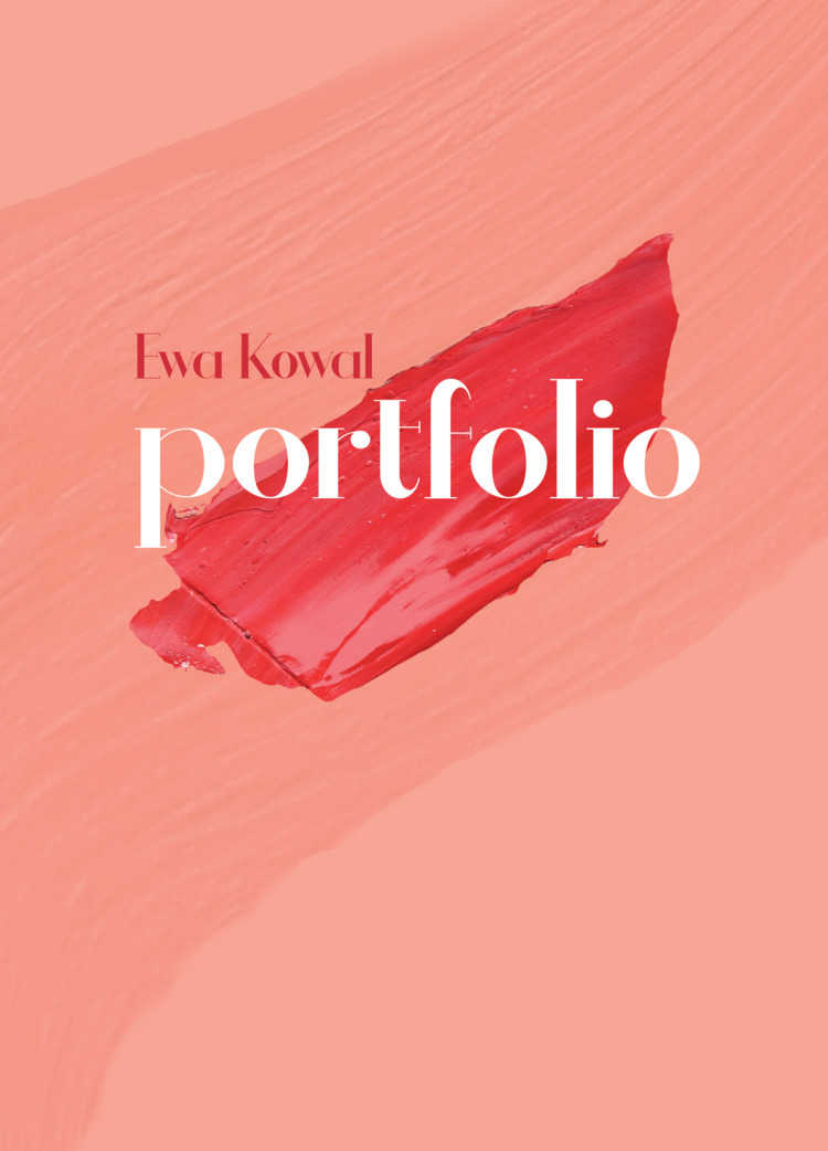 brand cover portfolio catalogue - ewakowal | ello