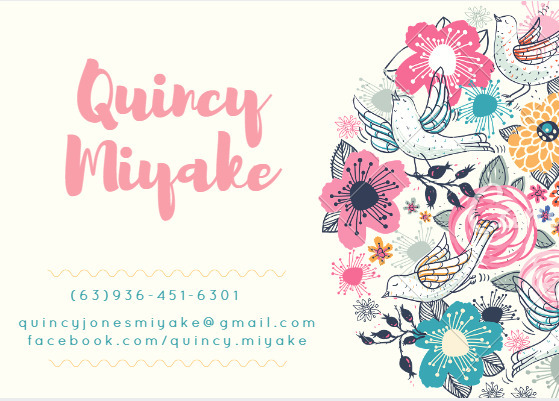 Canvatime, BusinessCard - quincymiyake | ello