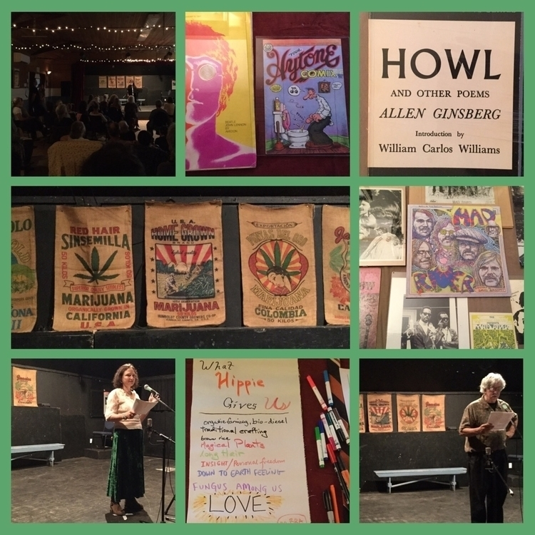 Howl art poetry evening Friday  - laurabalducci   ello