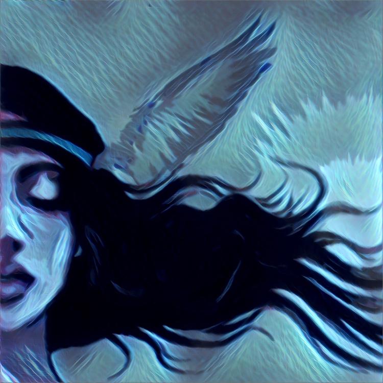 Ava Digital painting created ph - 13thmuse | ello