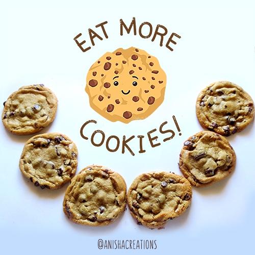 Happy Sunday! Treat sweet - cute - anishacreations | ello