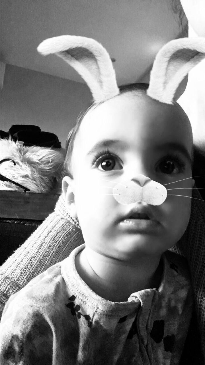Cutest bunny - justalittlebiased - juliaandzara | ello