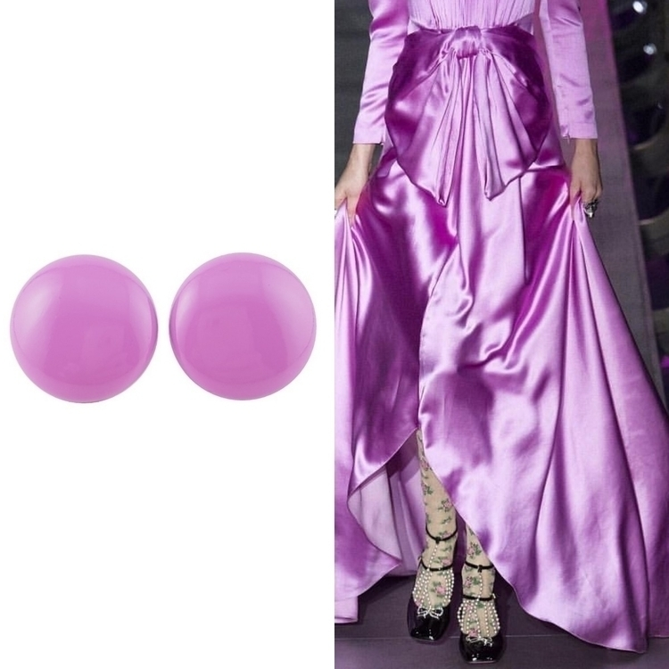COLOUR • MATCH Lilac Patent Lea - lionaleedesigns   ello