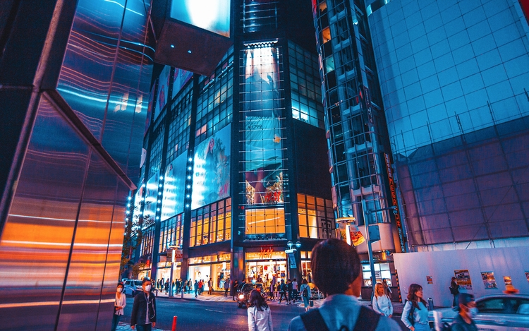 SHIBUYA NIGHTS, TOKYO - benjaminhung | ello