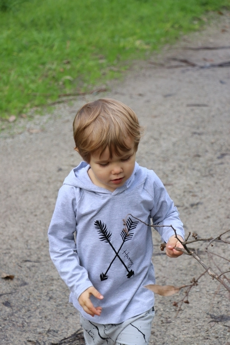 Cheeky Monkey chased stick! Gor - myscandistyle | ello