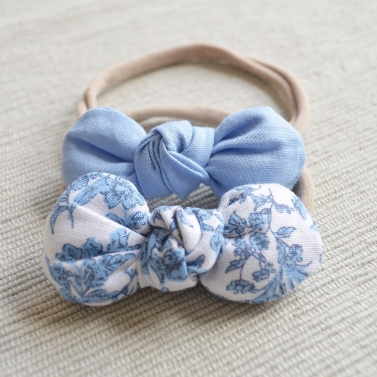 Blue floral collection. favouri - littlemissl | ello