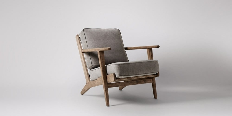 Karla armchair Swoon Interiors - mauudhi | ello