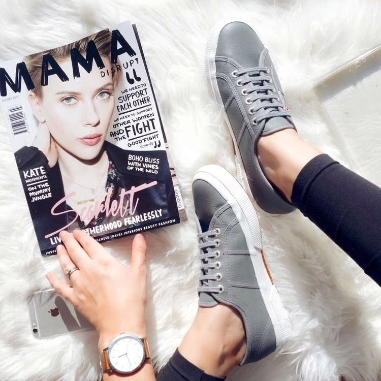 Loving Winter Mama Disrupt mag  - hollyharris | ello