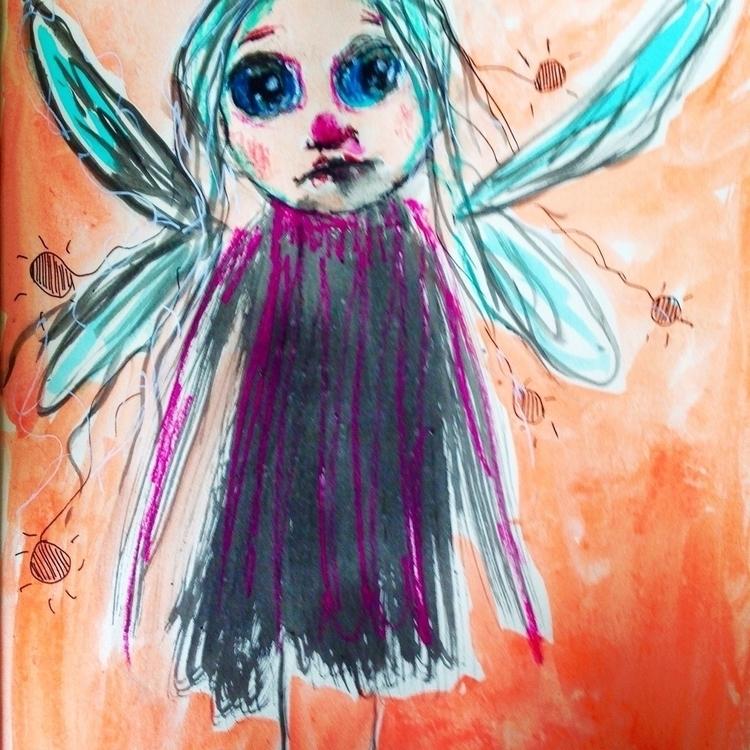 Ugly fairy - janecarlisle | ello