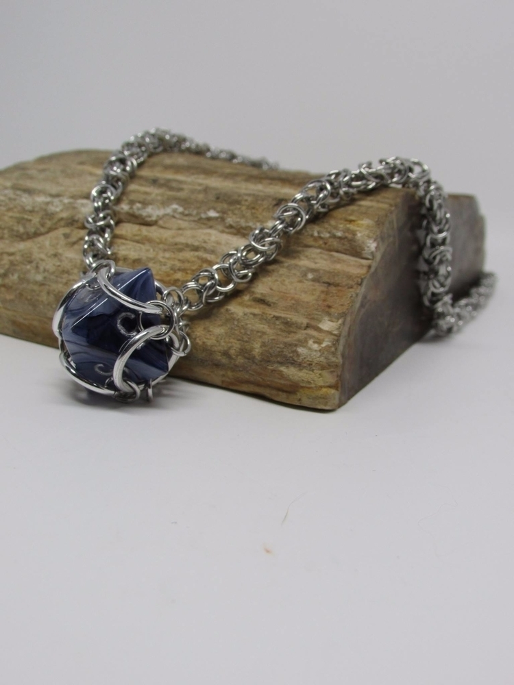 Dice Necklace! sale Etsy  - gamers - kettenglied | ello