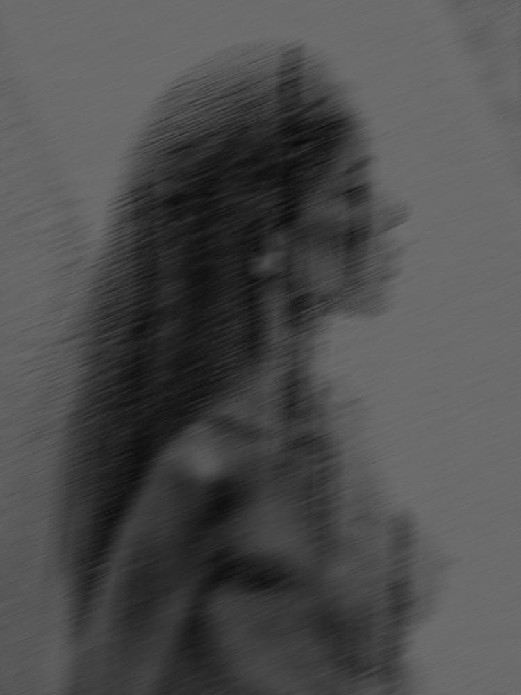 Femme floue. 2016 - bastiaanwoudt - bastiaanwoudt | ello