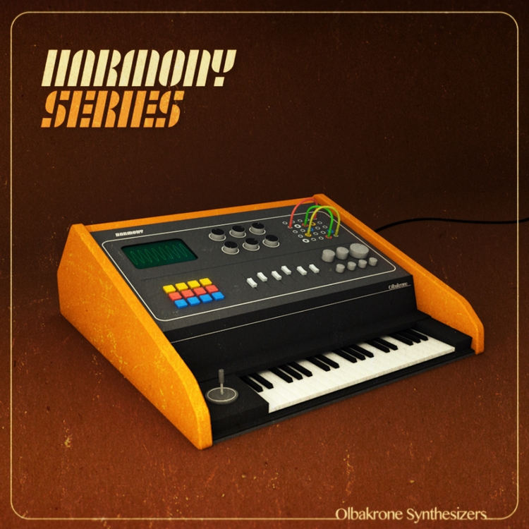 Olbakrone Harmony Synth - circa - peternorthcott | ello