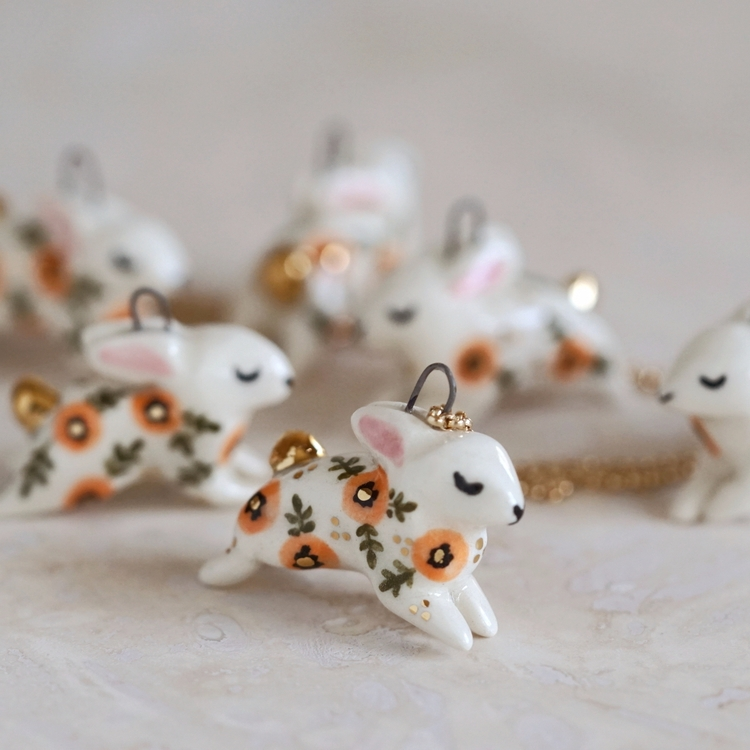 Poppy bunnies - smallwild | ello