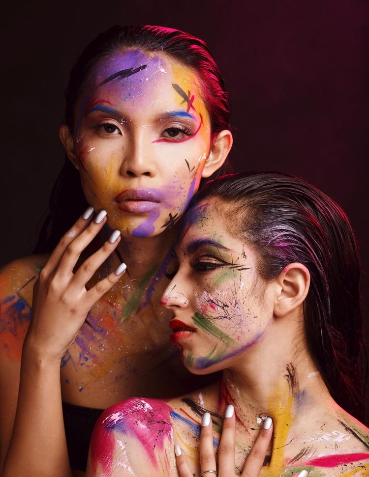 Model: Xamii Lexi Shepherd MUA - mdanielsphotography | ello