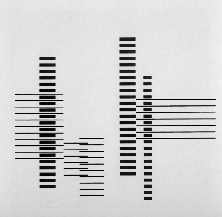 Josef - 1958 - Albers, Rhythm - bauhaus-movement | ello